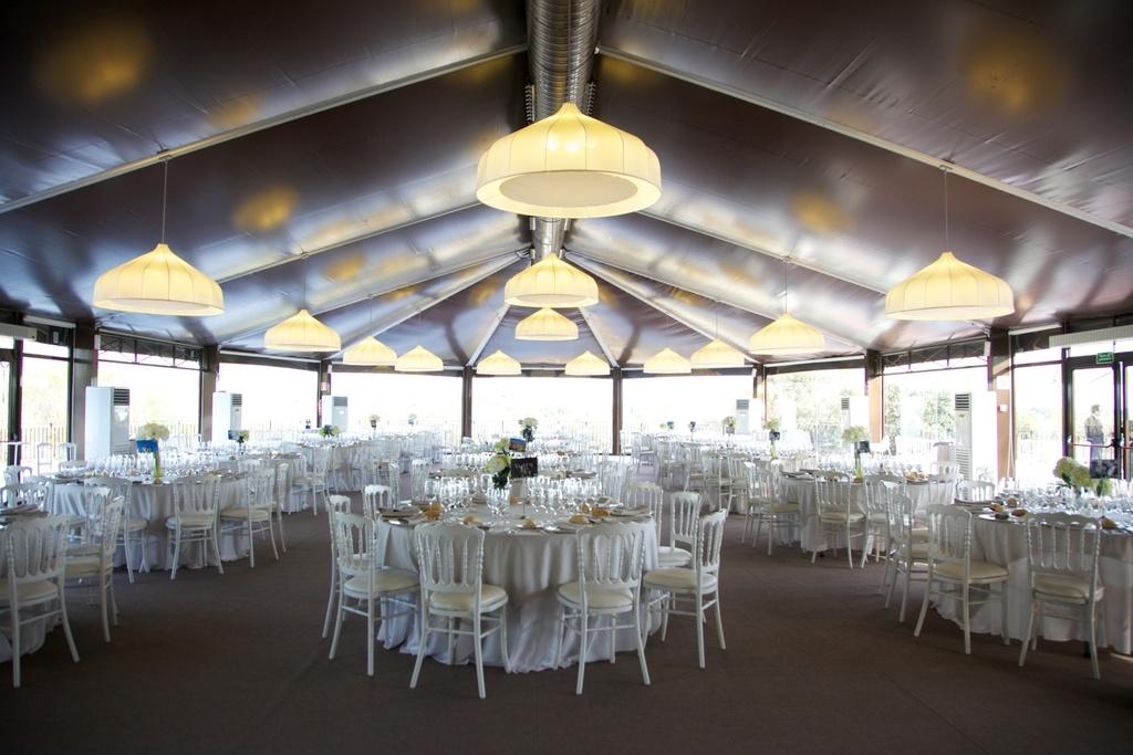 Vídeos de carpas para bodas